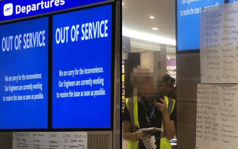 Bristol Airport Targeted By Ransomware Attack