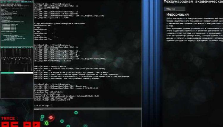 Game Review: Hacknet, incredibly immersive hacking simulator game