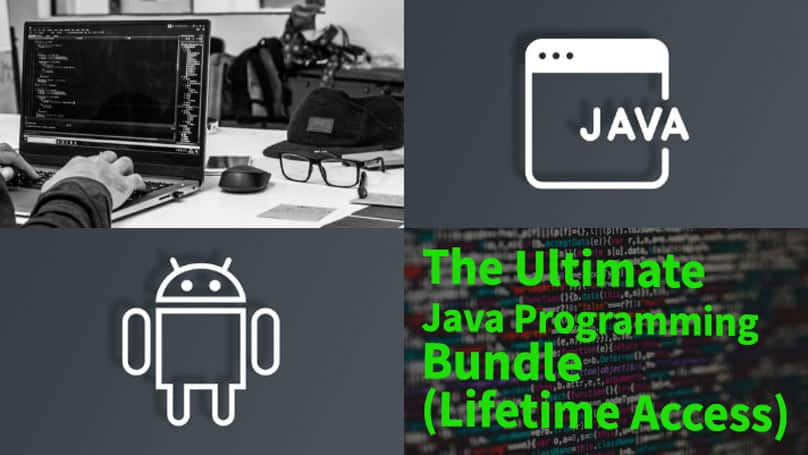 Quick Look: The Ultimate Java Programming Bundle (Lifetime Access)