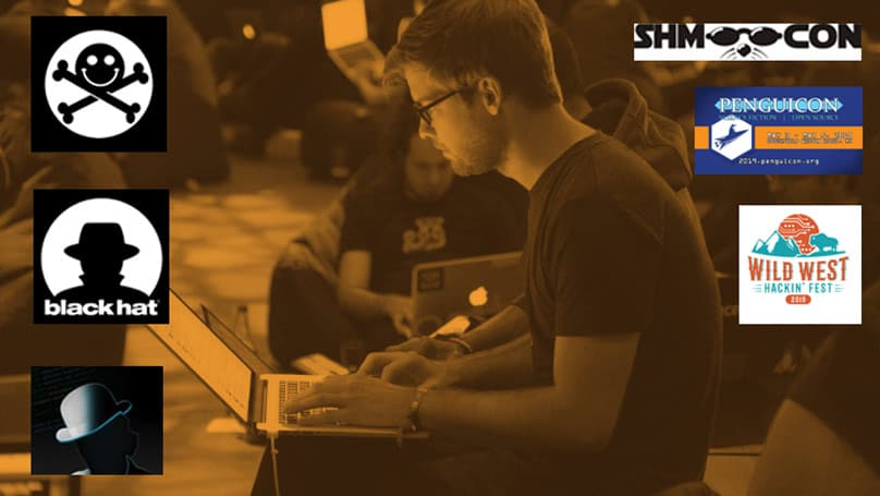 efab74983fc Best Hacker Conferences of 2019 - Hack Ware News