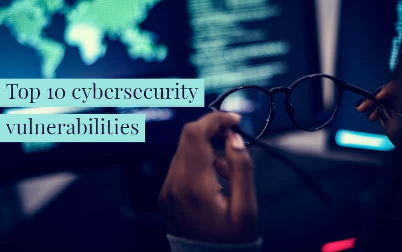 HackerOne breaks down the top 10 cybersecurity