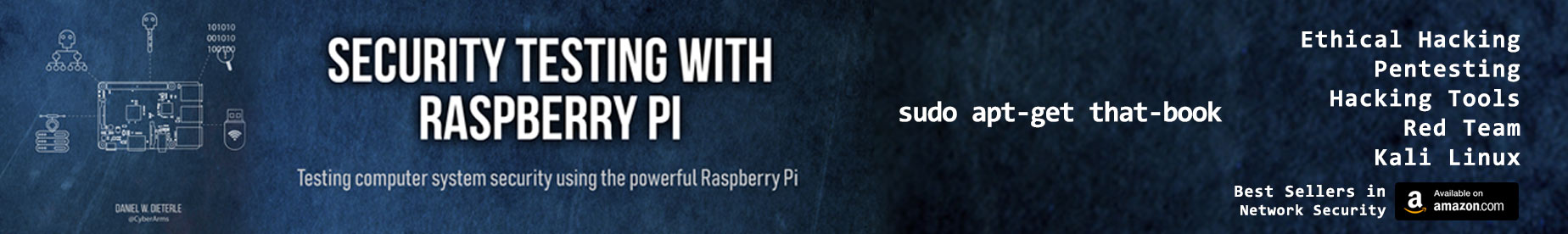 Security Testing with Raspberry Pi 2