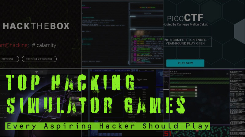 Top Hacking Simulator Games Every Aspiring Hacker Should Play Hack Ware News